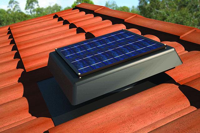 HandiLite Solar Roof Vent